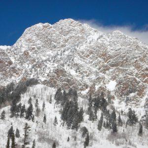 Rocky Geological Landscape